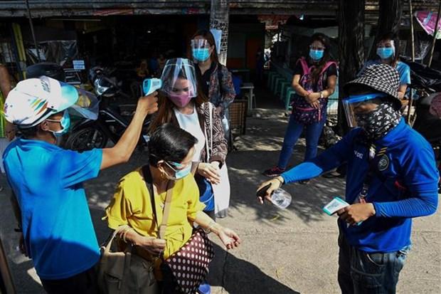新冠肺炎疫情:柬埔寨关闭全国娱乐场所 菲律宾新增死亡病例54例 hinh anh 2