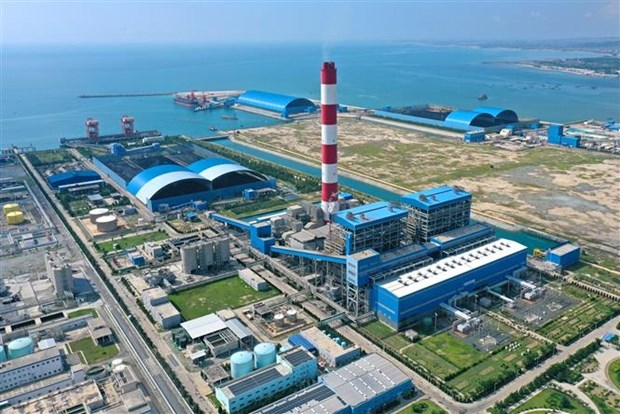 永新二号热电站发电量达400亿千瓦时 hinh anh 1