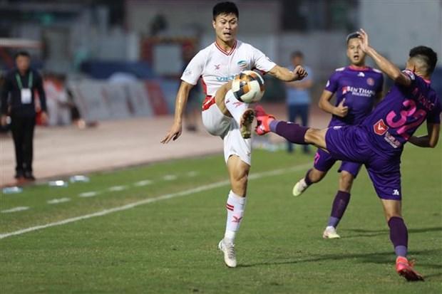 2020年越南足球甲级联赛:Viettel足球俱乐部首次夺得冠军 hinh anh 2