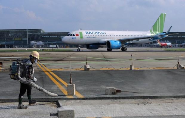 力争在2020年12月31日前将内排、新山一机场飞机跑道投入运营 hinh anh 1