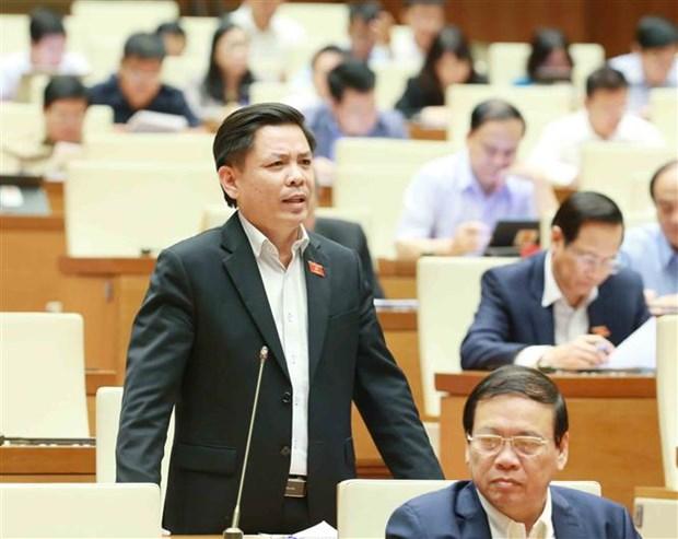 越南十四届国会第10次会议:国会继续开展质询和询问活动 对越共十三大各文件草案进行讨论 hinh anh 1