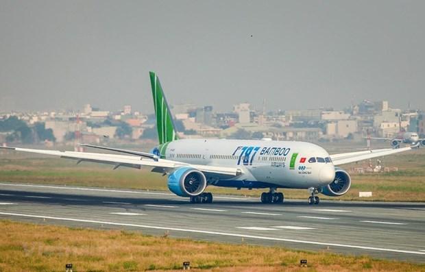 越竹航空获批开通直飞美国的航线 执飞机型波音787-9梦想飞机 hinh anh 1