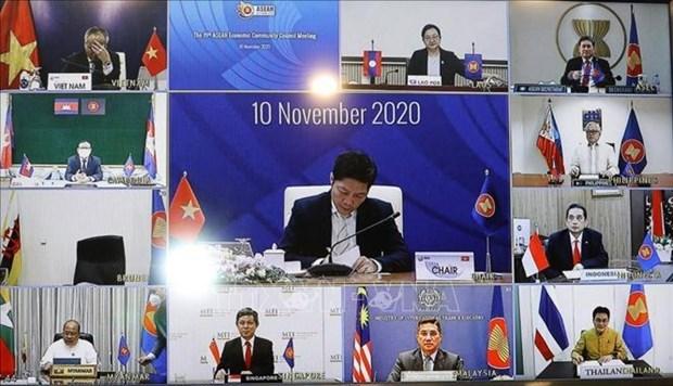 ASEAN 2020: 印尼政府相信RCEP将于今年正式签署 hinh anh 1
