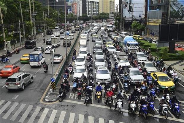 ASEAN 2020:日本愿支持东盟减少温室气体排放 hinh anh 1
