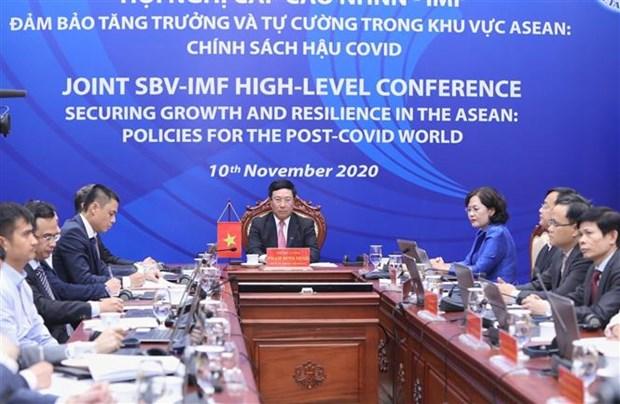2020年东盟轮值主席国年:疫情过后促进经济恢复的措施 hinh anh 2
