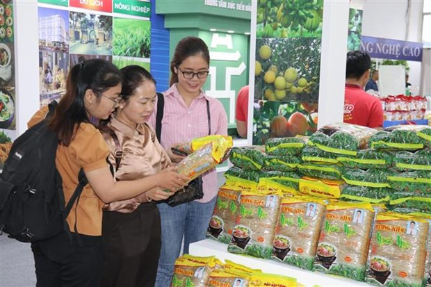 2020年越南国际农业展吸引来自国内外100多家企业参展 hinh anh 2