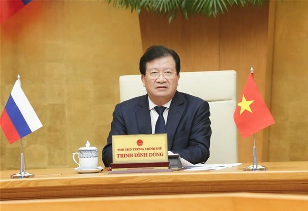 越南与俄罗斯在发展全面战略伙伴关系问题上有相同看法 hinh anh 2