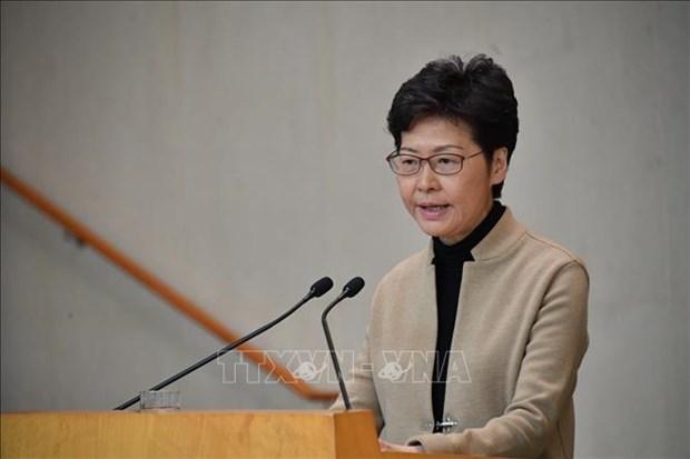 促进越南各地与中国香港的合作 hinh anh 1
