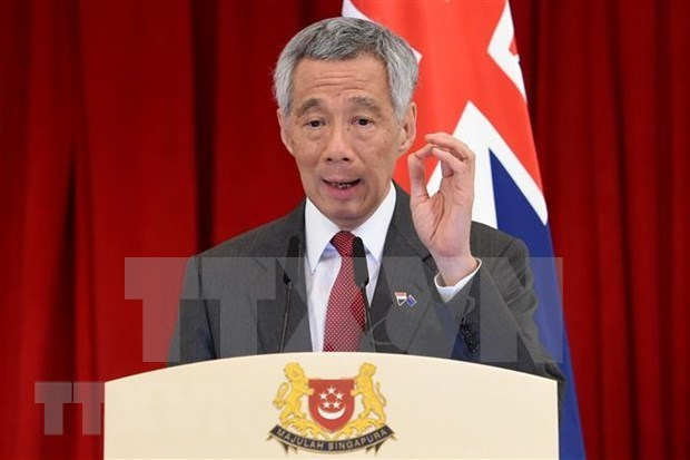 新加坡总理呼吁东盟各国确保新冠疫苗公平分配 hinh anh 1