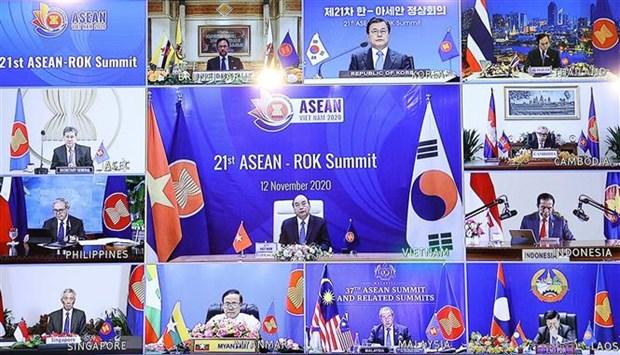 ASEAN 2020: 推动东盟-韩国战略伙伴关系不断走向务实 hinh anh 1