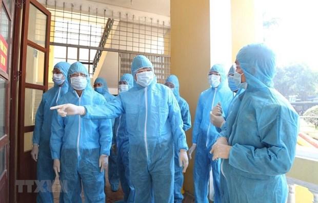 越南新增9例新冠肺炎确诊病例 累计74天无新增本地病例 hinh anh 1