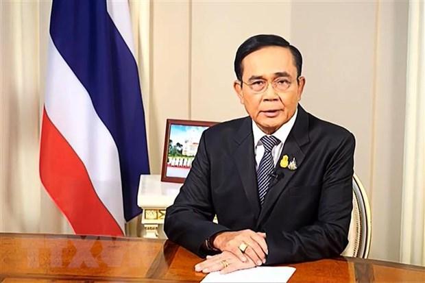 ASEAN 2020:泰国愿意促进地区和平稳定 hinh anh 1