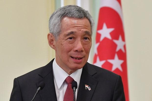 新加坡总理李显龙建议东亚峰会成员国在三个领域加强合作 hinh anh 1
