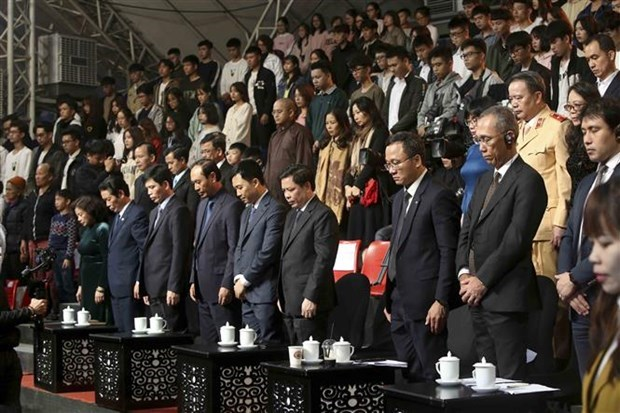 张和平副总理:全力营造安全、和谐、文明的交通环境 hinh anh 2