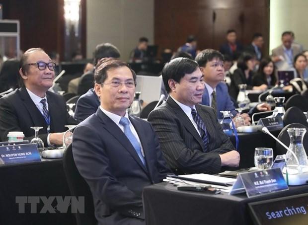 第12次东海国际学术研讨会: 为东海的和平与合作作出贡献 hinh anh 2