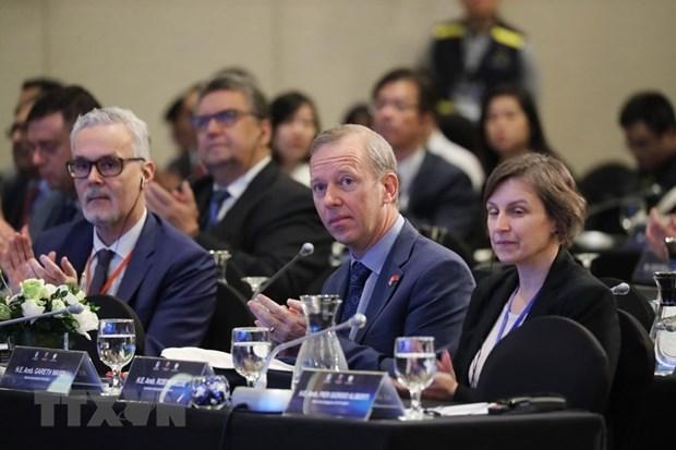 第12次东海国际学术研讨会: 为东海的和平与合作作出贡献 hinh anh 3