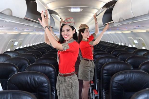 越捷航空公司收到新飞机 继续扩展在泰国的航线网络 hinh anh 2