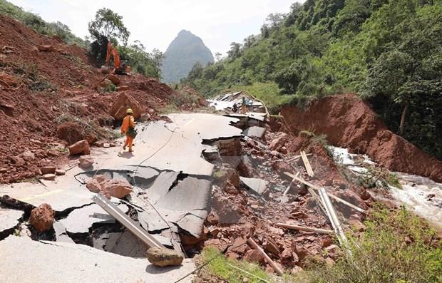 自然灾害导致越南经济损失达近30万亿越盾 hinh anh 1