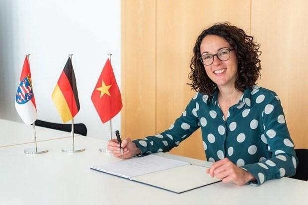 德国向200名越南大学生提供奖学金 hinh anh 1