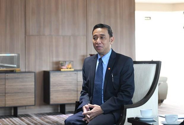 ASEAN 2020:缅甸驻东盟大使高度赞赏2020年东盟轮值主席国的作用 hinh anh 1