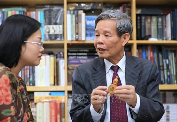越南人民心中的玫瑰之国 hinh anh 2