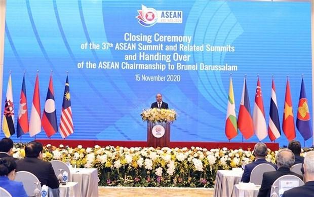 ASEAN 2020:缅甸驻东盟大使高度赞赏2020年东盟轮值主席国的作用 hinh anh 2