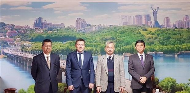 东盟促进与乌克兰的关系前景 hinh anh 1