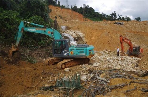 政府总理指导尽快克服第九号台风的影响帮助灾民稳定生活秩序 hinh anh 1