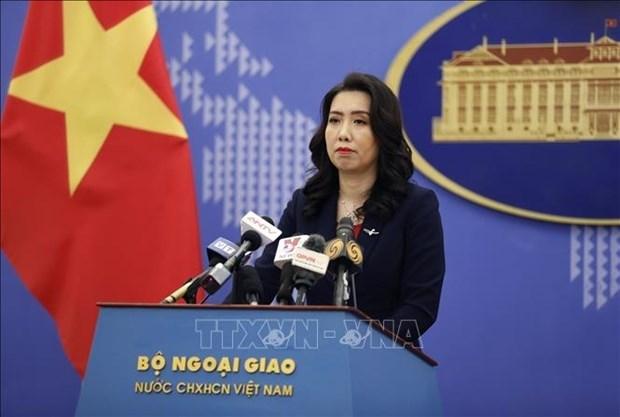 越南始终重视与柬埔寨的关系并把其放在最优先的位置 hinh anh 1