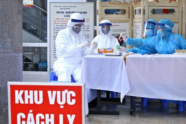 越南同世界分享防疫经验 hinh anh 2