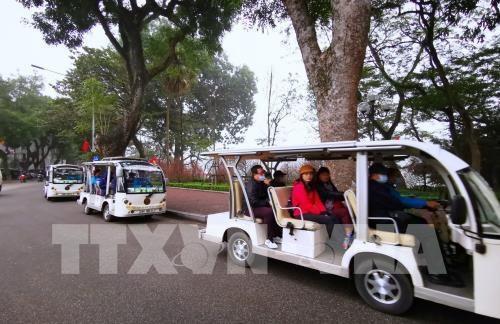 河内100多家企业参加国内旅游需求刺激活动 hinh anh 1