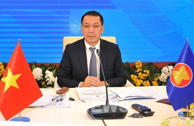 ASEAN 2020: 加强合作 实现能源复苏 hinh anh 2