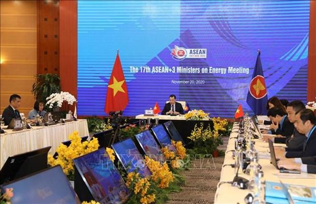 ASEAN 2020: 加强合作 实现能源复苏 hinh anh 1