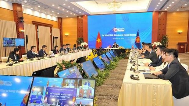 ASEAN 2020:东盟能源强度与2005年相比下降了21.4% hinh anh 2