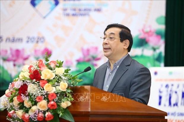 越南同世界分享防疫经验 hinh anh 1