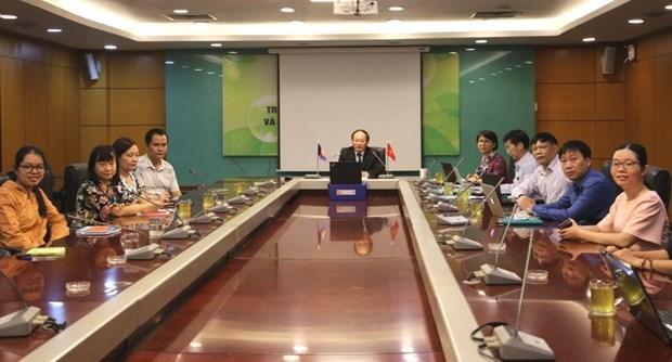 防止生物物种灭绝和确保东盟区内的公众健康 hinh anh 1
