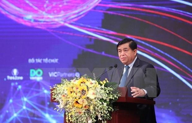 33个投资基金会承诺对越南创新创业领域投资8.15亿美元 hinh anh 1