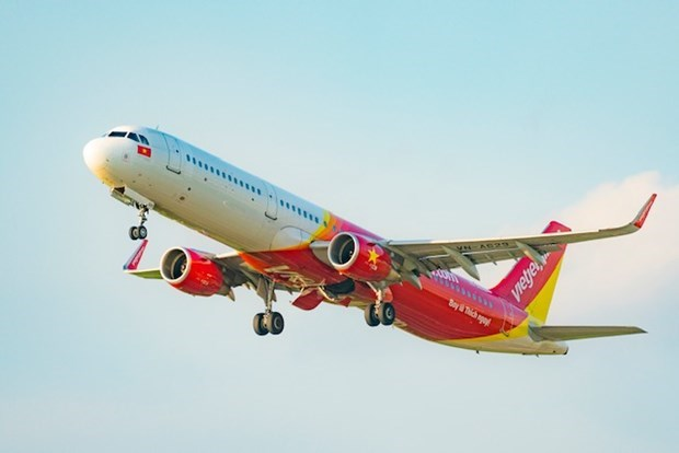 Sovico Aviation股份公司购买越捷航空公司大量股票 hinh anh 1