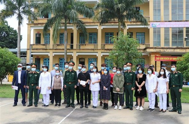 越南新增5例境外输入性新冠肺炎确诊病例 hinh anh 1