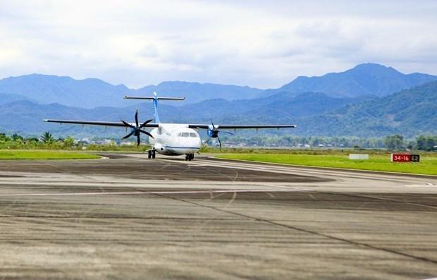越南航空港总公司负责开展奠边省航空港扩建投资项目 hinh anh 1