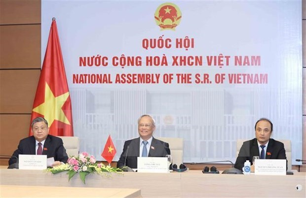 进一步加强越南与哈萨克斯坦议会合作 hinh anh 1