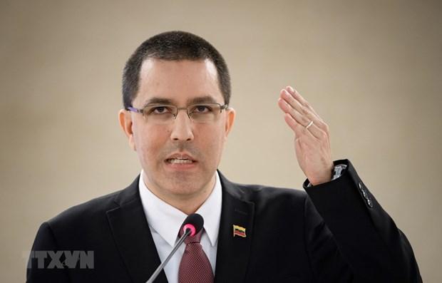 ASEAN 2020: 委内瑞拉重申加入《东南亚友好合作条约》的愿望 hinh anh 1