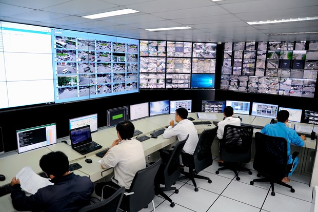 胡志明市走向繁荣与文明的数字社会 hinh anh 1