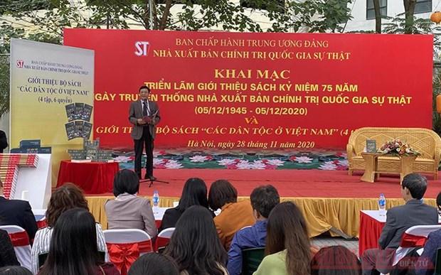 《越南的各个民族》一书问世 hinh anh 1