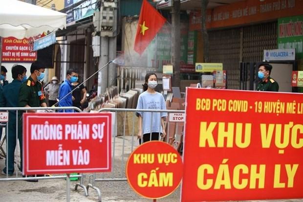 国际专家:新冠肺炎疫情防控工作中作出迅速反应帮助越南取得成功 hinh anh 1
