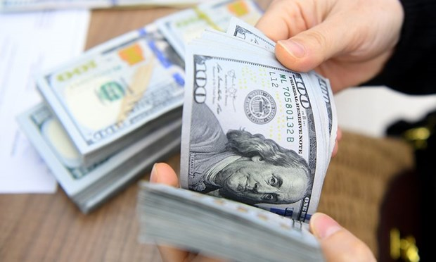 30日越盾对美元汇率中间价小幅上涨 hinh anh 1