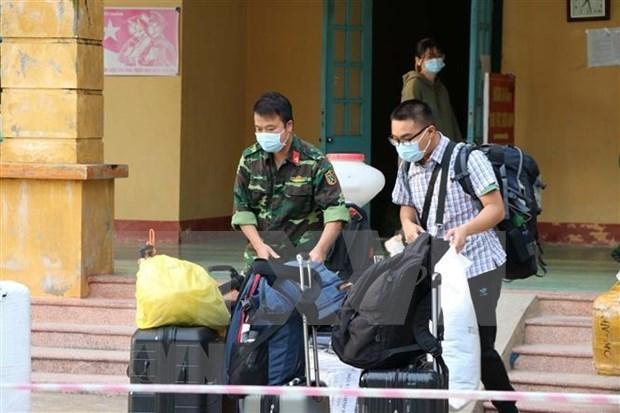 越南新增3例输入性新冠肺炎确诊病例 入境之后在岘港市和清化省接受隔离 hinh anh 1