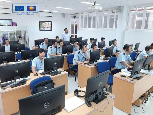 东盟正式发布东盟海关过境系统 hinh anh 1