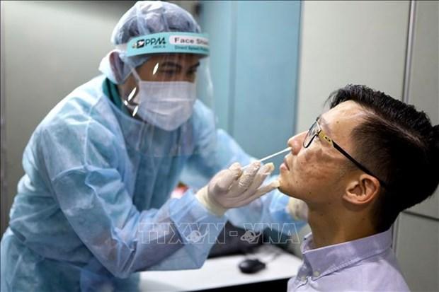 新冠肺炎疫情:东南亚各国新增确诊病例继续增加 hinh anh 2