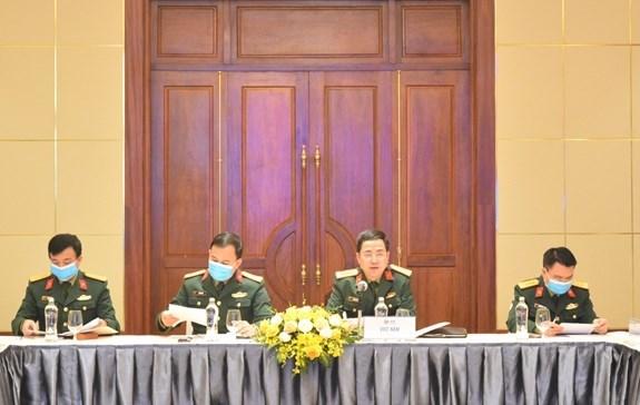 ASEAN 2020:为第14届ADMM会议和第7届ADMM+会议做出充分准备 hinh anh 1